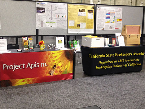 2016 CSBA Almond Conference Booth